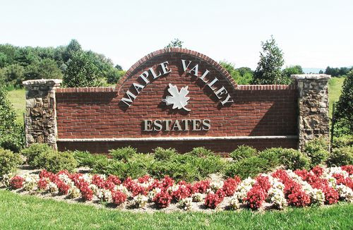 Maple Valley Estates by Dan Ryan Builders in Hagerstown Maryland