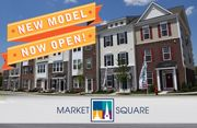 homes in Market Square by Dan Ryan Builders