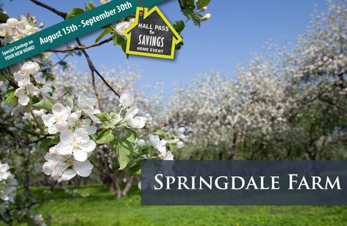 Springdale Farm by Dan Ryan Builders in Washington District of Columbia
