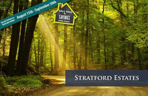 house for sale in Stratford Estates by Dan Ryan Builders
