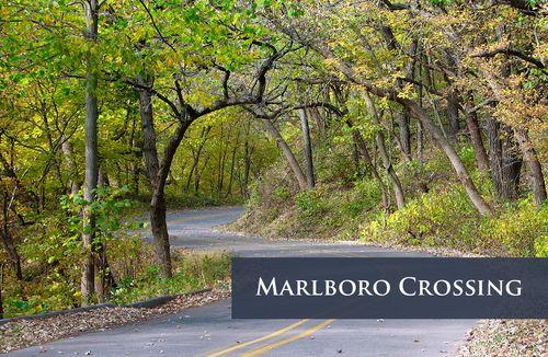 house for sale in Marlboro Crossing by Dan Ryan Builders
