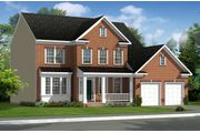 Dartmouth II - Ridges of Tuscarora: Martinsburg, WV - Dan Ryan Builders