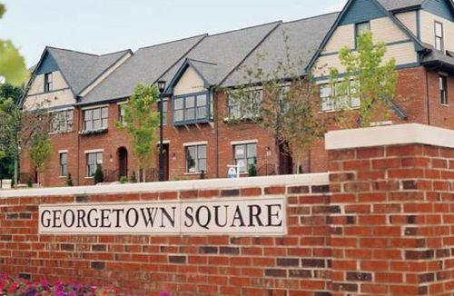Georgetown Square by Dan Ryan Builders in Pittsburgh Pennsylvania