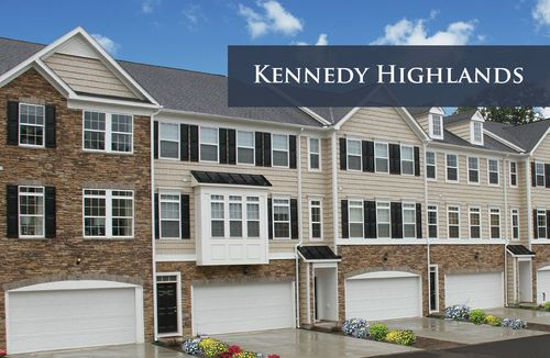 Kennedy Highlands by Dan Ryan Builders in Pittsburgh Pennsylvania