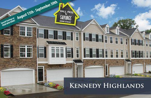 Kennedy Highlands by Dan Ryan Builders in Pittsburgh Pennsylvania