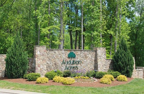 Audubon Acres by Dan Ryan Builders in Greenville-Spartanburg South Carolina