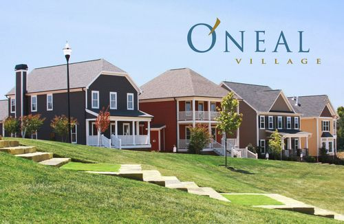 ONeal Village by Dan Ryan Builders in Greenville-Spartanburg South Carolina