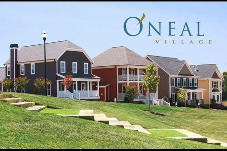 Oneal village in greer sc new homes floor plans by dan for Home builders greer sc