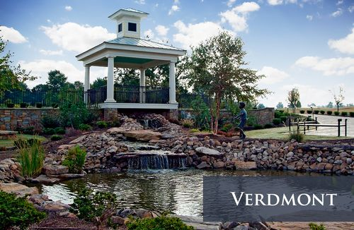 Verdmont by Dan Ryan Builders in Greenville-Spartanburg South Carolina
