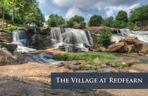 The Village at Redfearn by Dan Ryan Builders in Greenville-Spartanburg South Carolina