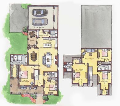 The Providence Floor Plan