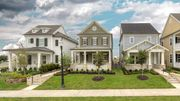 homes in Main Street Coppell by Darling Homes