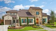 homes in Lakes of Las Colinas Creekside by Darling Homes