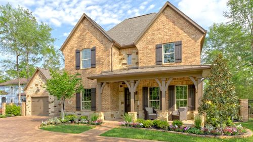 The Groves by Darling  Homes in Houston Texas