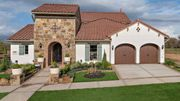 homes in Riverstone Luxury Patio by Darling  Homes