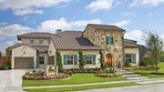 homes in Newman Village European by Darling Homes