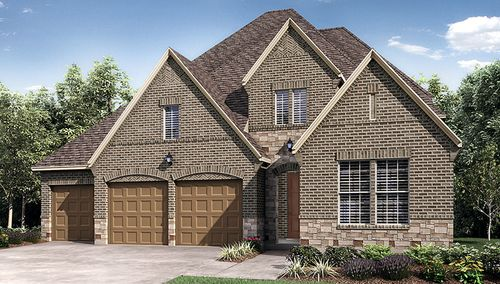 Phillips Creek Ranch by Darling Homes in Dallas Texas