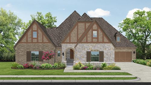 The Glen at Whitley Place by Darling Homes in Dallas Texas