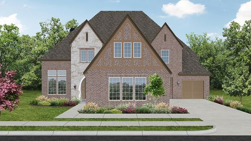Lakes of Las Colinas Creekside by Darling Homes in Dallas Texas