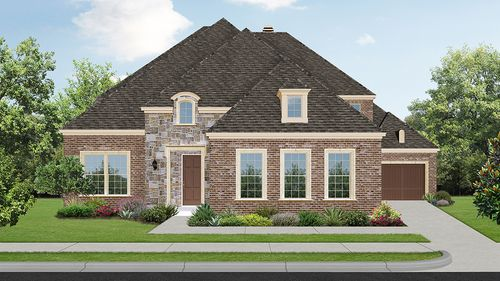 Star Creek 80s by Darling Homes in Dallas Texas