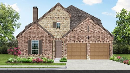 house for sale in Glade Hill by Darling Homes