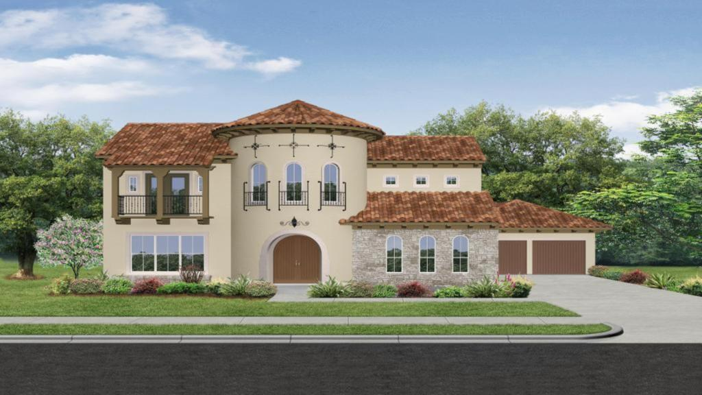 Single Family for Sale at Riverstone, Avalon 80' Luxury Homes - 8088 5406 Pipers Creek Court Sugar Land, Texas 77479 United States
