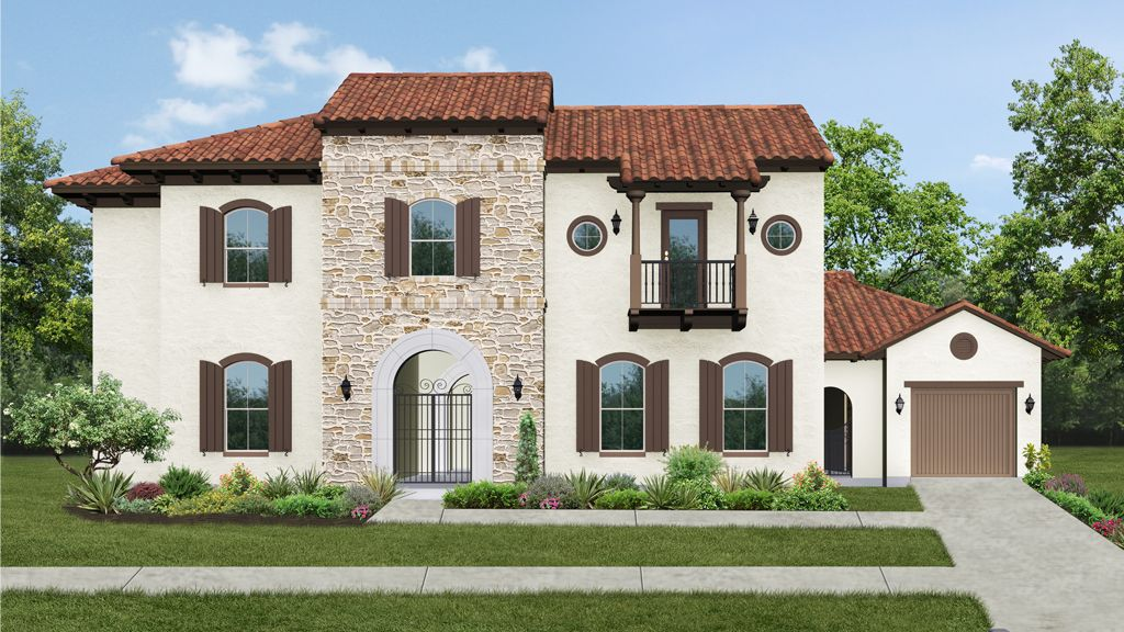 Single Family for Sale at Riverstone, Avalon 80' Luxury Homes - 8010 5406 Pipers Creek Court Sugar Land, Texas 77479 United States