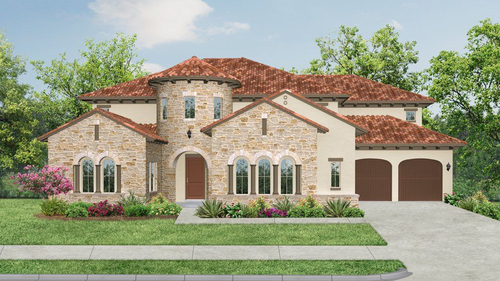 Single Family for Sale at Riverstone, Avalon 80' Luxury Homes - 8093 5406 Pipers Creek Court Sugar Land, Texas 77479 United States