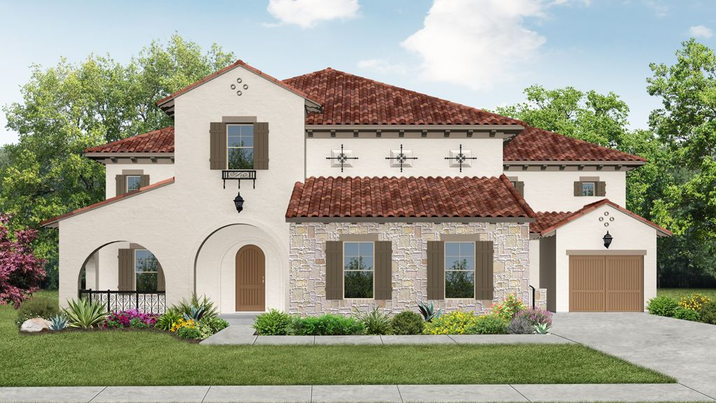 Single Family for Sale at Riverstone, Avalon 80' Luxury Homes - 8091 5406 Pipers Creek Court Sugar Land, Texas 77479 United States