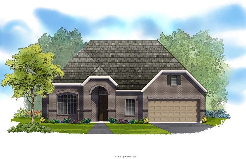 Purdue - Weston Oaks: San Antonio, TX - David Weekley Homes