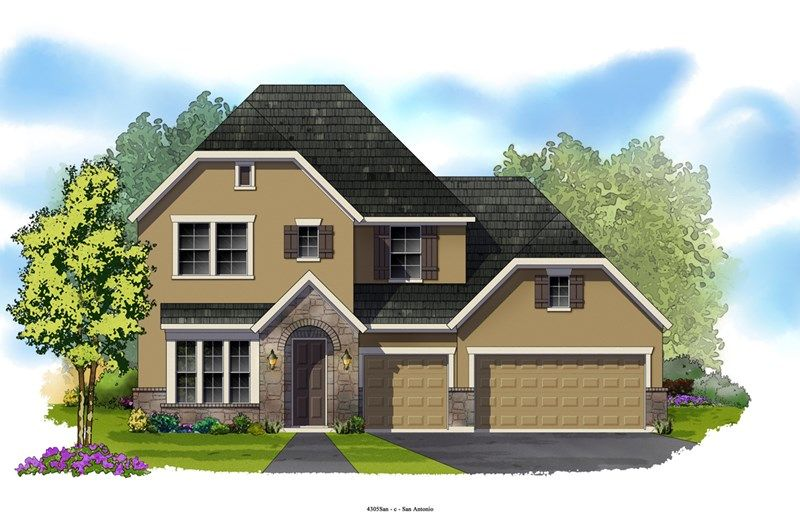 Expedition - Two Creeks: San Antonio, TX - David Weekley Homes