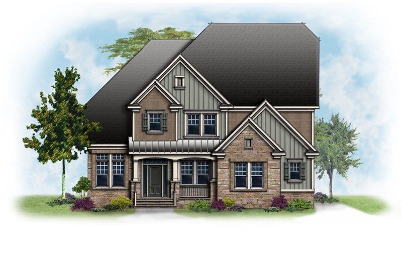 Lucas Farm by David Weekley Homes