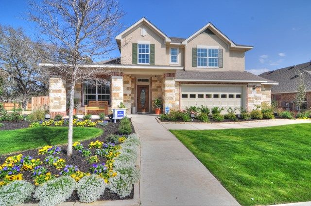 Marcann - Kinder Ranch 55': San Antonio, TX - David Weekley Homes