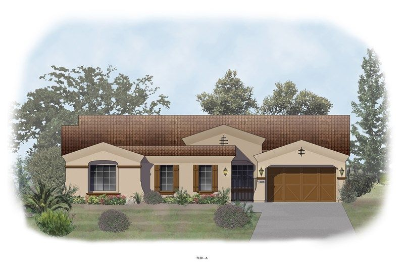 Golf Canyon at Estrella - The Reserve by David Weekley Homes