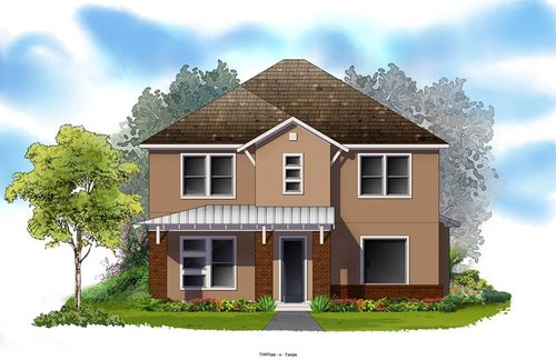 FishHawk Ranch - Village Series by David Weekley Homes in Lakeland-Winter Haven Florida
