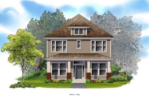 house for sale in Longleaf by David Weekley Homes