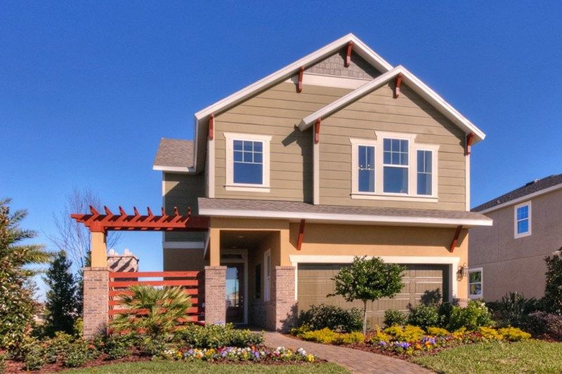Waterset Garden Series by David Weekley Homes