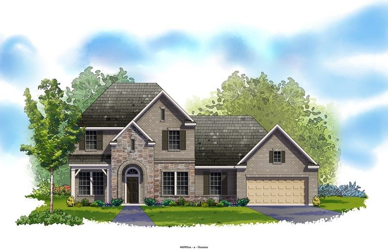 Overlook - West Ranch 75': Friendswood, TX - David Weekley Homes