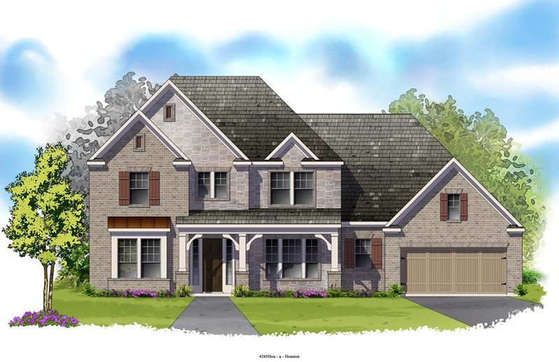 Lakeway - West Ranch 75': Friendswood, TX - David Weekley Homes