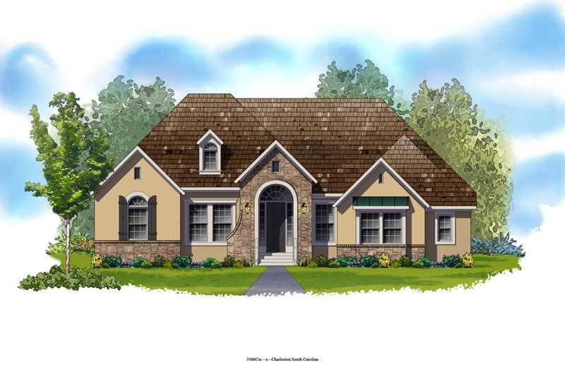 Pacifico - Hampton Hall: Bluffton, SC - David Weekley Homes