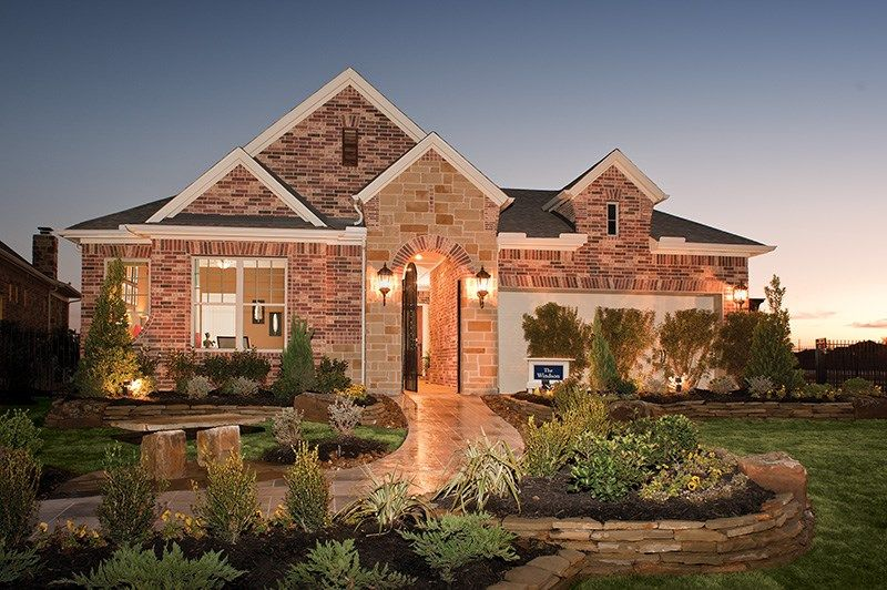 Windson - Ashfield Gardens 55': Katy, TX - David Weekley Homes