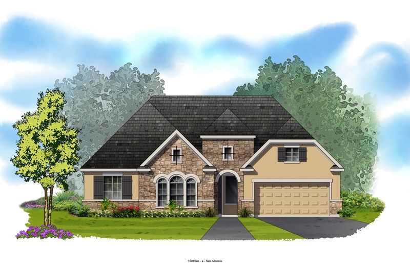 Ridgehill - Rogers Ranch: San Antonio, TX - David Weekley Homes