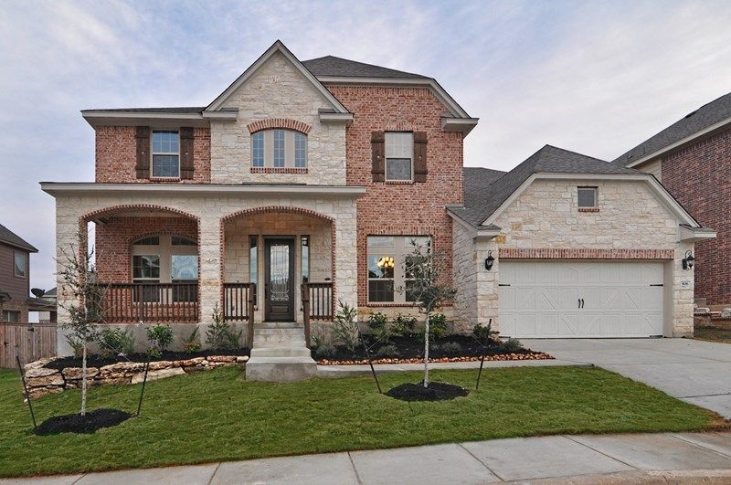Hillandale - Rogers Ranch: San Antonio, TX - David Weekley Homes
