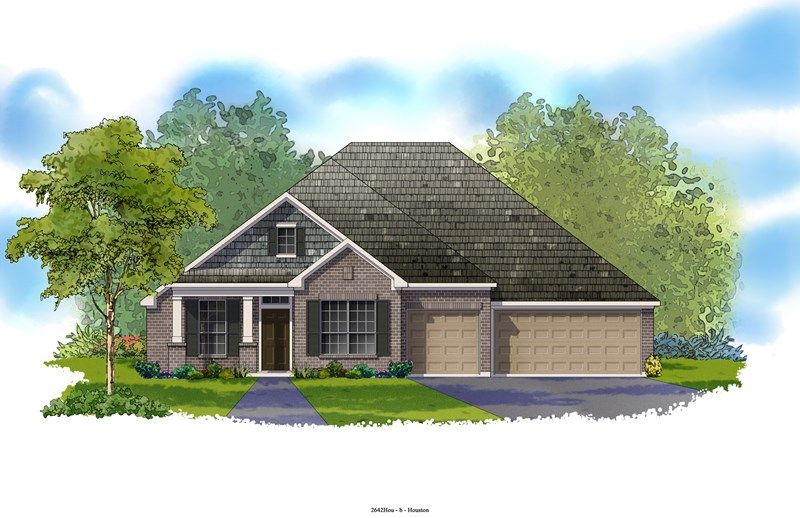Bellano - Cinco Ranch 65' Homesites: Katy, TX - David Weekley Homes