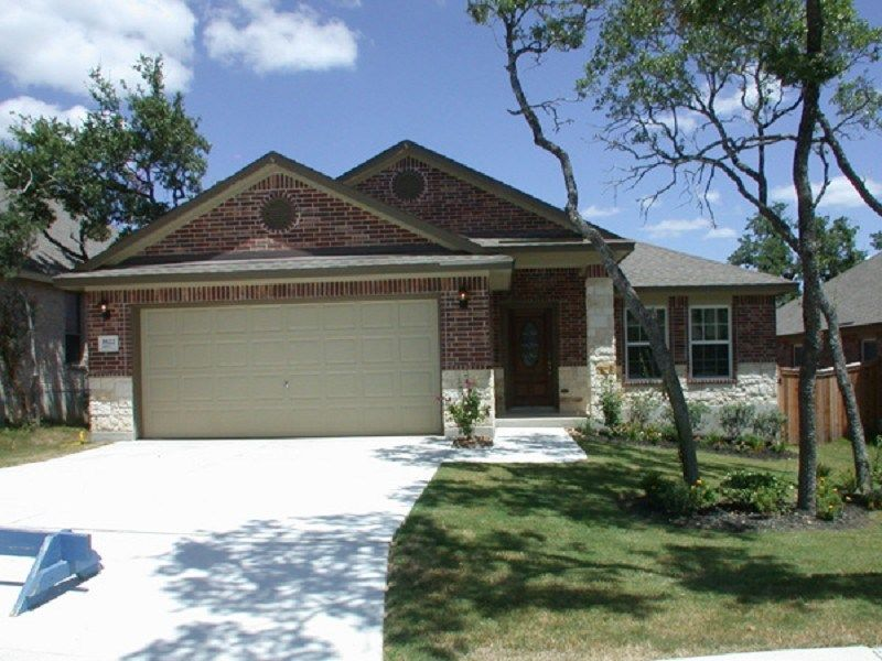Hilliker - Villages of Trinity Oaks: San Antonio, TX - David Weekley Homes