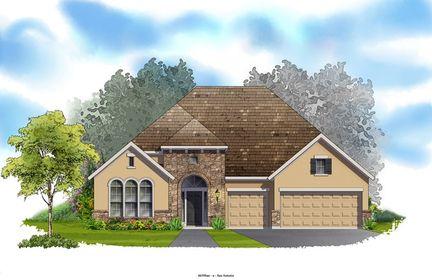 Ketner - Rogers Ranch: San Antonio, Texas - David Weekley Homes