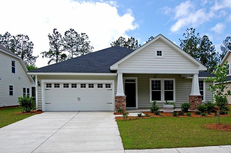 Fenmore - Foxbank Plantation - 65' Homesites: Moncks Corner, SC - David Weekley Homes