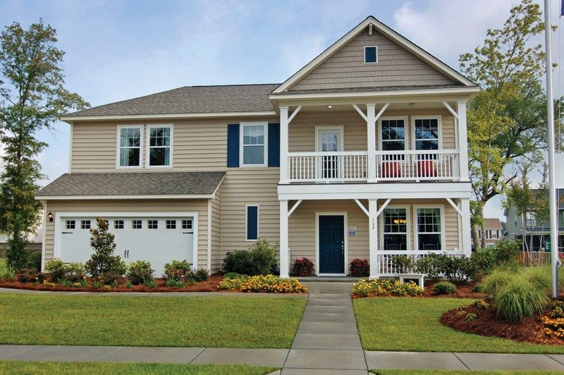 Phelps - Foxbank Plantation - 65' Homesites: Moncks Corner, SC - David Weekley Homes