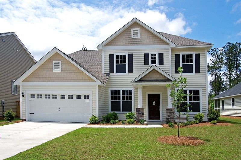 Brandley - Foxbank Plantation - 65' Homesites: Moncks Corner, SC - David Weekley Homes