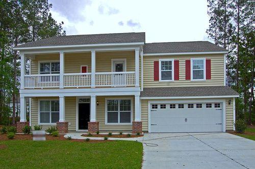 Foxbank Plantation - 65' Homesites by David Weekley Homes in Charleston South Carolina